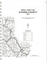Map Image 016, Athens County 1975
